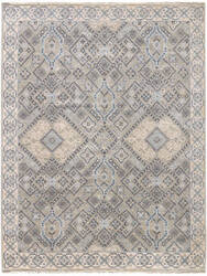 Ramerian Bowie Bow37 Cream Area Rug