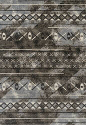 Ramerian Carissa 500-CAR Walnut Area Rug