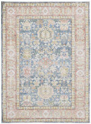 Ramerian Century CEN-15 Light Blue Area Rug