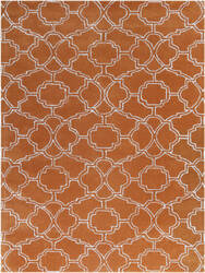 Ramerian Ciana 100-CIT Orange Area Rug