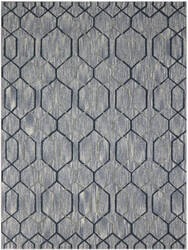 Ramerian Dirce 400-DWE Silver Gray Area Rug