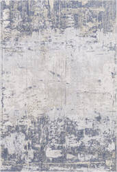 Ramerian Hailey 100-HAM Blue Area Rug