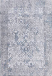 Ramerian Hailey 400-HAM Gray Area Rug