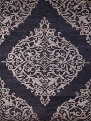 Ramerian Kettering Ket37 Oxford Blue Area Rug