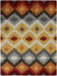 Ramerian Pietra 200-PAZ Yellow Area Rug