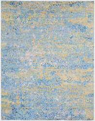 Ramerian Synergy Syn-40 Light Blue Area Rug