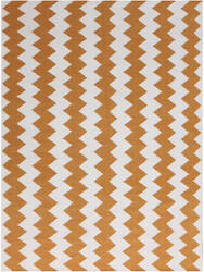 Ramerian Zada 2100-ZAR Orange Area Rug