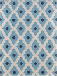 Ramerian Zada 7300-ZAR Light Blue Area Rug