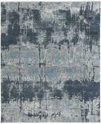 Ramerian Zenith Zen-82 Dark Blue Area Rug