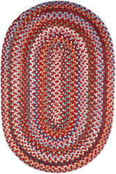 Rhody Rugs Astoria As42 Red Area Rug