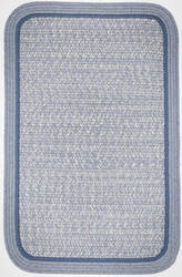 Rhody Rugs Casual Comfort Cc98 Sunrise Blue Area Rug