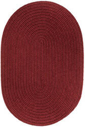 Rhody Rugs Wearever S005 Colonial Red Area Rug