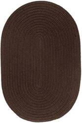 Rhody Rugs Wearever S011 Brown Area Rug