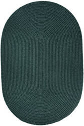 Rhody Rugs Wearever S018 Spruce Green Area Rug