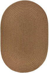 Rhody Rugs Wearever S025 Light Brown Area Rug