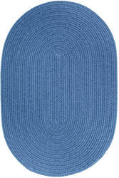 Rhody Rugs Wearever S052 French Blue Area Rug