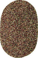 Rhody Rugs Sandi Sa38 Brown Area Rug