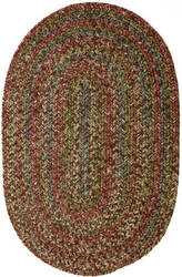 Rhody Rugs Sophia So35 Brown Area Rug
