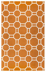 Rizzy Azzura Hill Ah-9943 Orange Area Rug