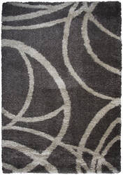 Rizzy Adana An701a Brown Area Rug