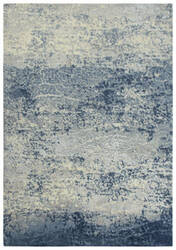 Rizzy Artistry Ary108 Blue - Ivory Gray Area Rug