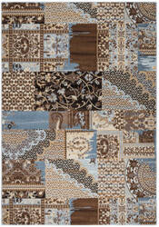 Rizzy Bennington Bi5564 Ivory - Brown Area Rug