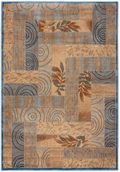 Rizzy Bellevue Bv-3203 Blue Area Rug
