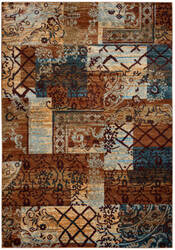 Rizzy Bellevue Bv-3698 Multi Area Rug