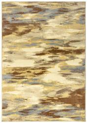 Rizzy Carrington Cg-4831 Khaki - Ivory Area Rug