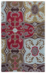 Rizzy Country Ct-0909 Multi Area Rug