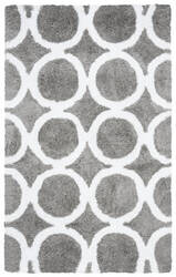 Rizzy Arden Loft-Danbury Crossing Dc9437 Grey Area Rug