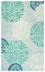 Rizzy Dimensions Di2241 Blue Area Rug