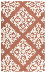 Rizzy Eden Harbor Eh-130a Rust Area Rug