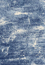 Rizzy Encore En7262 Blue Area Rug