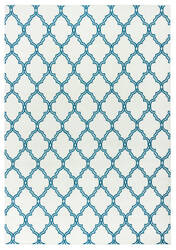 Rizzy Glendale Gd-5953 White Area Rug