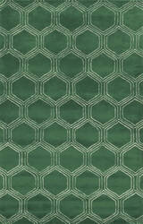Rizzy Gillespie Avenue Gv8733 Green Area Rug