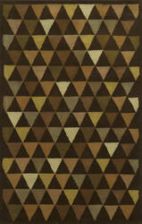 Rizzy Julian Pointe Jp-8760 Brown Area Rug