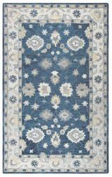 Rizzy Leone Lo-9993 Blue Area Rug