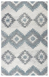 Rizzy Leone Lo-9996 Ivory Area Rug