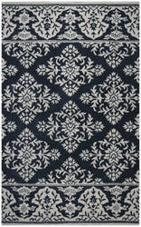 Rizzy Marianna Fields Mf-311a Navy Area Rug