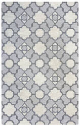Rizzy Maggie Belle Mb-9481 Light Grey Area Rug