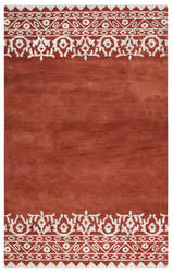 Rizzy Marianna Fields Mf-092a Rust Area Rug