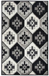 Rizzy Marianna Fields Mf-245a Black Area Rug