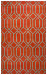 Rizzy Marianna Fields Mf-9452 Red Area Rug