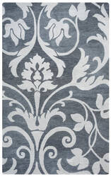 Rizzy Marianna Fields Mf-9476 Grey Area Rug