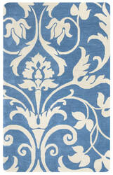 Rizzy Marianna Fields Mf-9530 Blue Area Rug