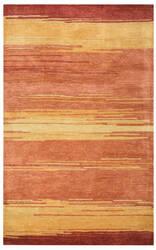 Rizzy Mojave Mv-3163 Gold - Orange Area Rug
