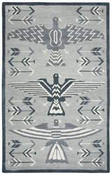 Rizzy Mesa Mz164b Grey Area Rug
