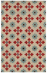 Rizzy Opus Op8094 Ivory Area Rug