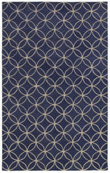 Rizzy Opus Op8120 Blue Area Rug